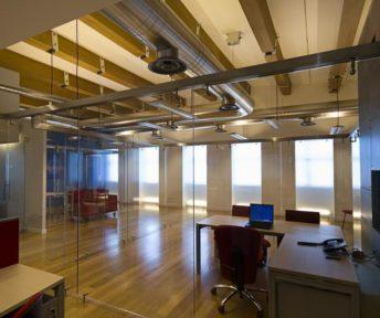 vetrate divisorie per uffici